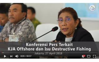 [PRESSCON] KJA Offshore dan Isu Destructive Fishing