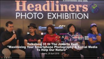 "[EVENT] Talkshow Menteri Susi ""35 th The Jakarta Post"" dan Visit Store"