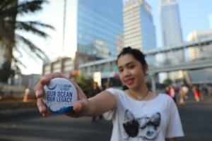 [EVENT] Promosi Our Ocean Conference di Car Free Day