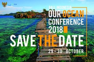 Our Ocean Conference 2018 #SaveTheDate