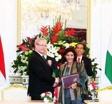 Indonesia memperkuat kerjasama dibidang kelautan dan perikanan dengan Hungaria
