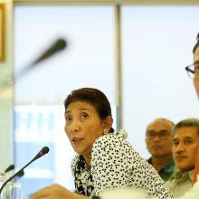 MKP Beri Keterangan Pers Terkait  Pembangunan Pusat Perikanan Terpadu Muara Baru